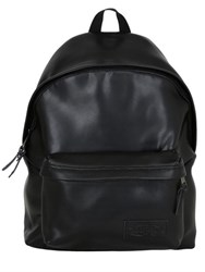 Eastpak 24L Padded Perforated Leather Backpack