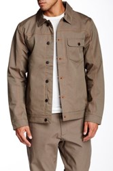 Dc Tack Snow Jacket Brown
