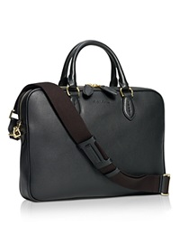 Ralph Lauren Black Label Gents Calfskin Briefcase