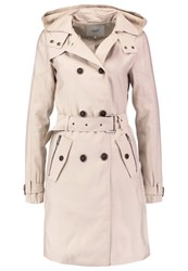 Only Onlhavannah Trenchcoat Pure Cashmere Beige