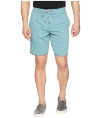 Vissla Sofa Surfer Fleece Shorts Locker 20 Teal Heather Blue