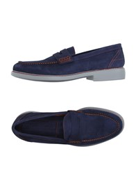 Manuel Ritz Footwear Moccasins Men Dark Blue