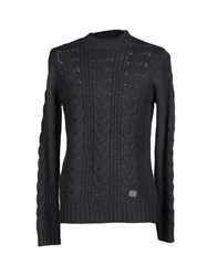Firetrap Knitwear Jumpers Men Lead