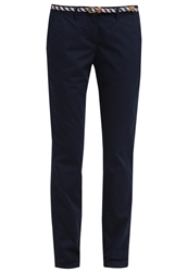 Tom Tailor Chinos Real Navy Blue Dark Blue