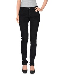 Gucci Denim Denim Trousers Women Black