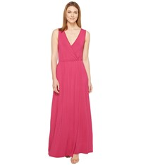Culture Phit Jain Maxi Dress Raspberry Women's Dress Pink