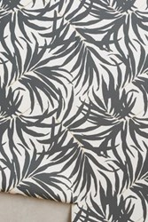 Anthropologie Frond Silhouette Wallpaper Carbon