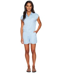 Kavu Freeland Sky Women's Jumpsuit And Rompers One Piece Blue