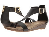 Kenneth Cole Reaction Great Gal Black Sandals