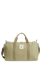 Rip Curl Essentials Canvas Duffel Bag Green Vetiver