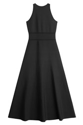 Alexander Wang Knit Dress With Cut Out Detail Black