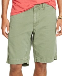 Denim And Supply Ralph Lauren Chino Surplus Shorts Army Olive