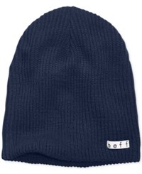 Neff Daily Solid Beanie Navy