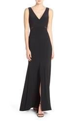 Xscape Evenings Women's Stretch Woven Gown