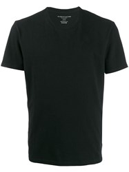 Majestic Filatures Short Sleeved T Shirt Black