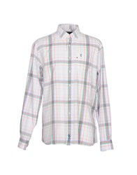 Henri Lloyd Shirts White
