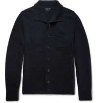 Tom Ford Cashmere Cardigan Navy