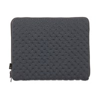 Hay Quilt Sleeve Laptop Cover Grey 13
