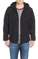Brixton Men's Taylor Ii Coated Jacket
