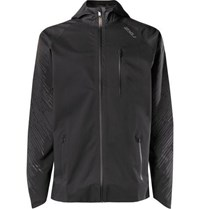 2Xu Heatliteweight Waterproof Shell Jacket Black