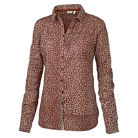 Fat Face Pretty Primrose Shirt Crimson