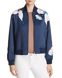 Joe's Jeans Elsie Bomber Jacket Watercolor