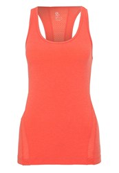 Gap Vest Red Poppy
