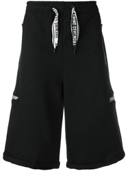 Opening Ceremony Knee Length Shorts Black
