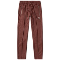 Adidas Slim Track Pant Brown