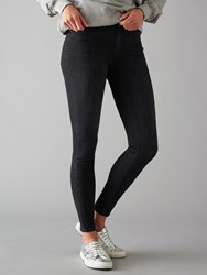 Pieces Five Delly Skinny Jeans Black