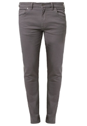 Farah Vintage The Drake Trousers Mid Grey