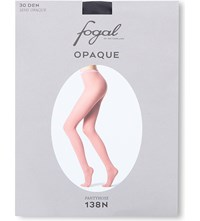 Fogal Opaque Tights Graphite