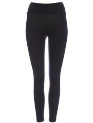 Wallis Black High Waisted Legging