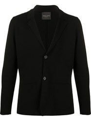 Roberto Collina Single Breasted Knitted Blazer 60