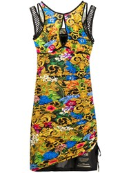 Versace Jeans Couture Floral Print Dress 60