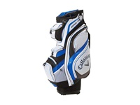 Callaway Org 14 Cart Bag White Blue Charcoal Athletic Sports Equipment Multi