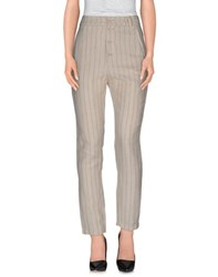 Transit Par Such Trousers Casual Trousers Women Ivory