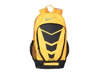 Nike Max Air Vapor Backpack Large Laser Orange Black Metallic Silver Backpack Bags Yellow