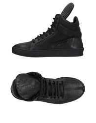 The Last Conspiracy Sneakers Black