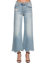 Mother The Tomcat Roller Jeans Light Blue