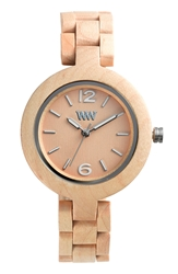Wewood 'Mimosa' Wood Bracelet Watch 29Mm