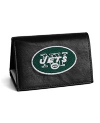Rico Industries New York Jets Trifold Wallet Black