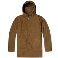 Our Legacy Shield Parka Olive Canvas