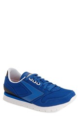 Men's Brooks 'Chariot' Sneaker Nautical Blue Black White