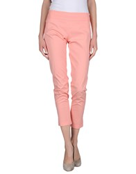 Annarita N. Trousers Casual Trousers Women Salmon Pink