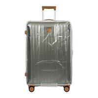 Bric's Capri Suitcase Cover Clear
