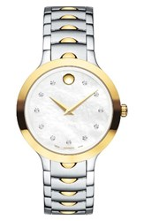 Movado Women's Luno Bracelet Watch 32Mm