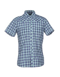 Guess By Marciano Shirts Shirts Men Dark Blue
