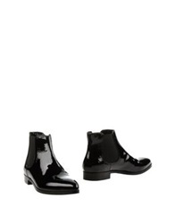 Julie Dee Ankle Boots Black