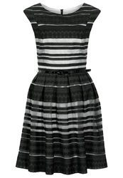Derhy Deesse Cocktail Dress Party Dress Noir Black